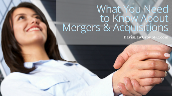 what you need to know about mergers and accquisitions